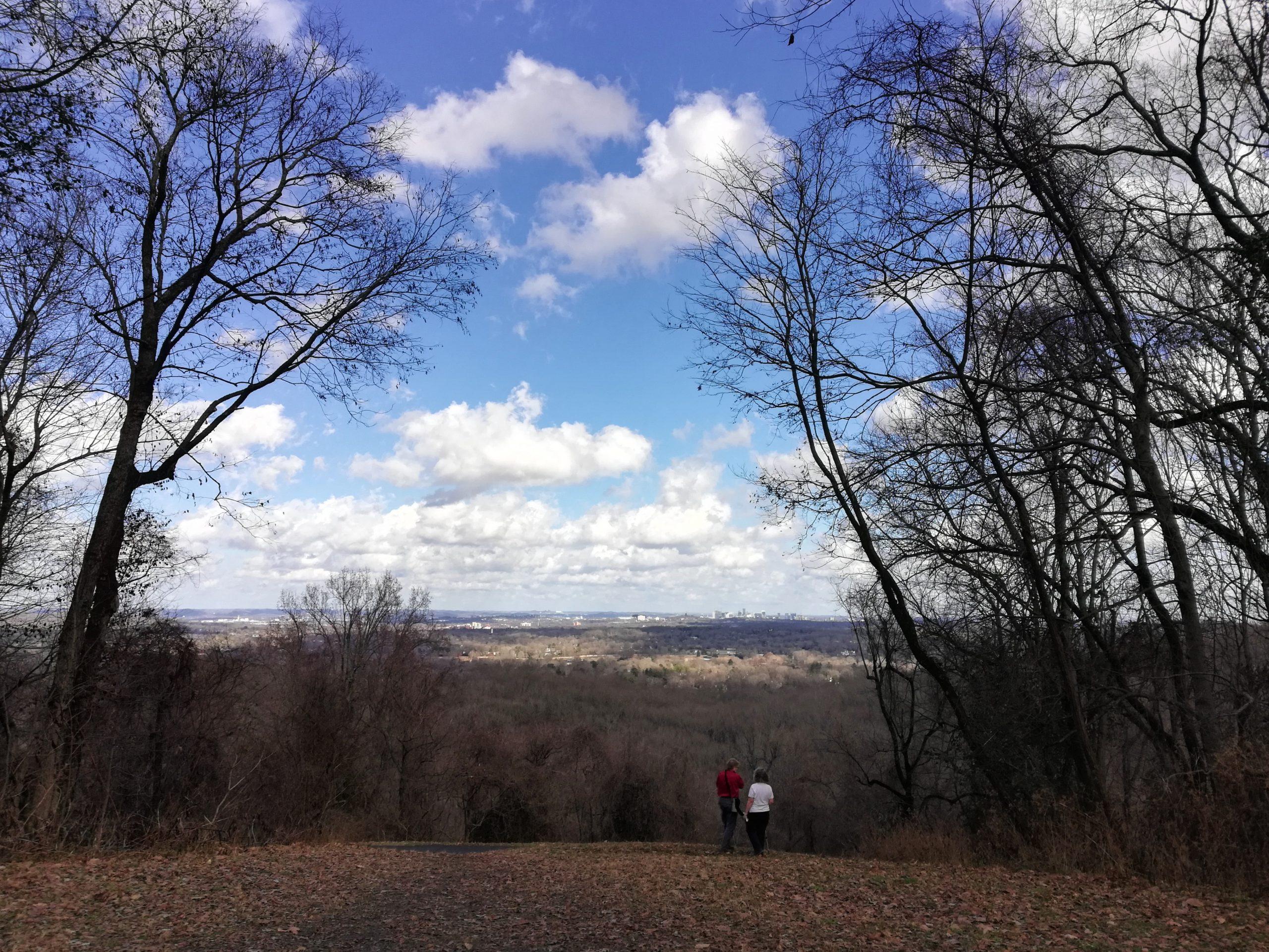 Percy Warner Park White Trail Nashville
