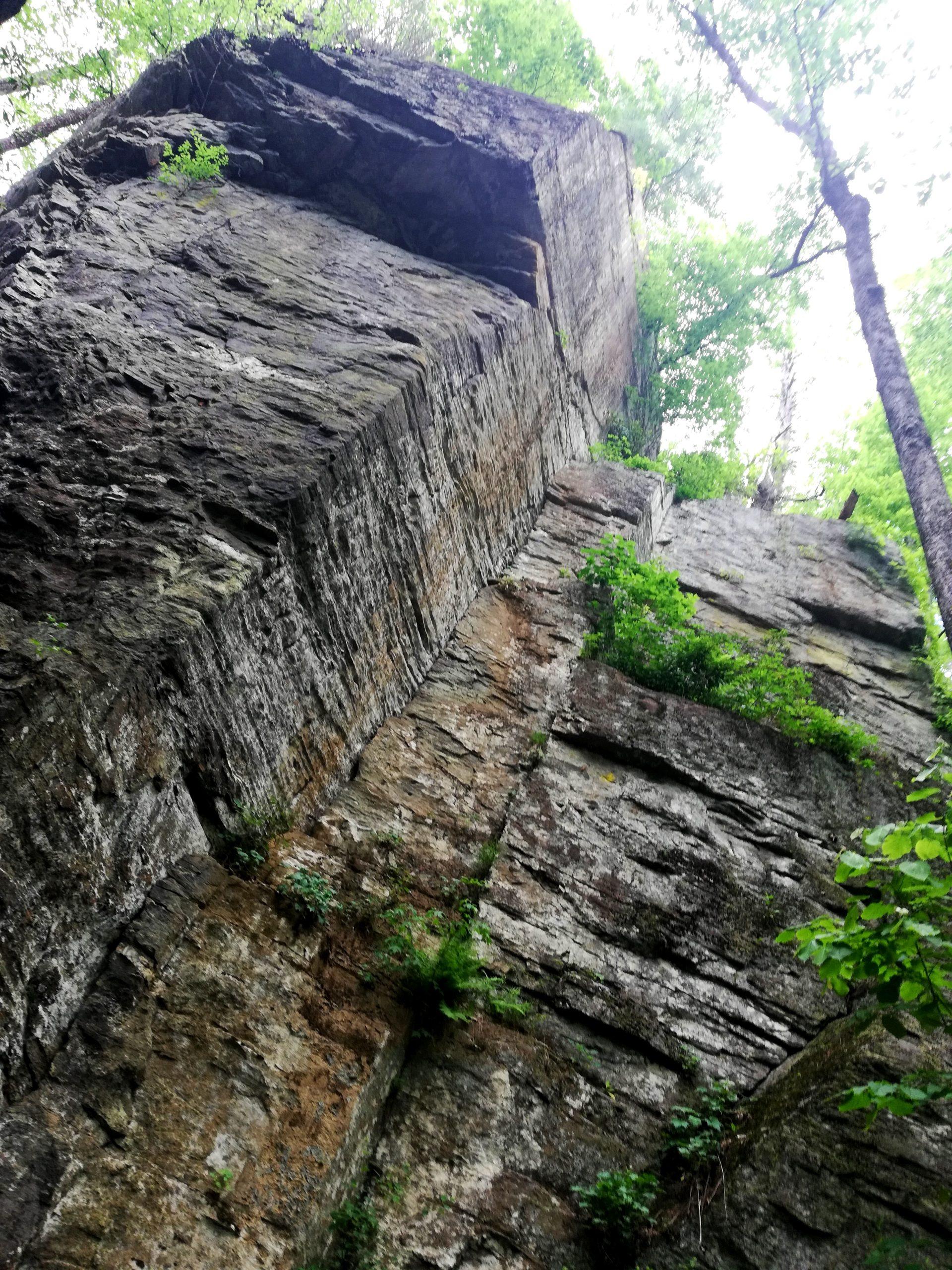 Raven Cliff Falls Trail Helen Georgia
