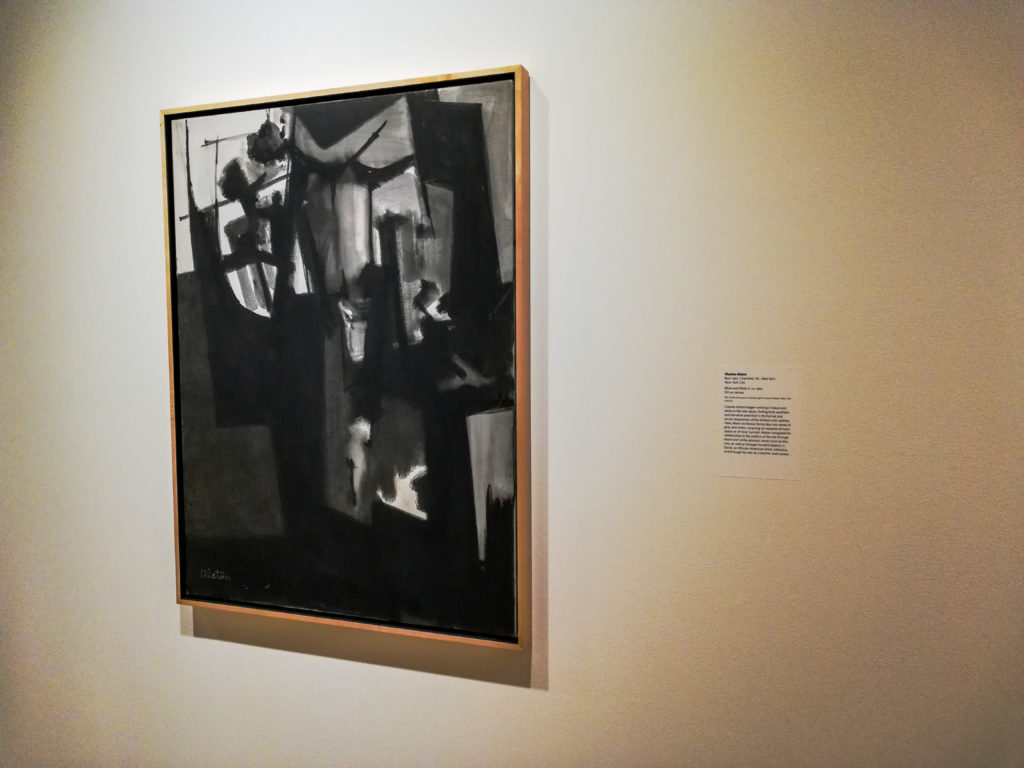 Charles Alston Black White Frye Art Museum
