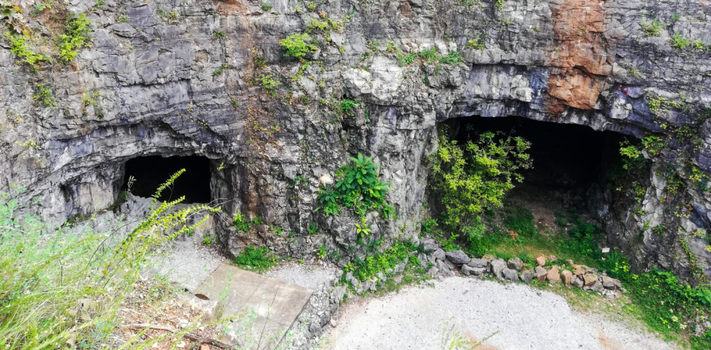 Monte Sano Nature Preserve Three Caves