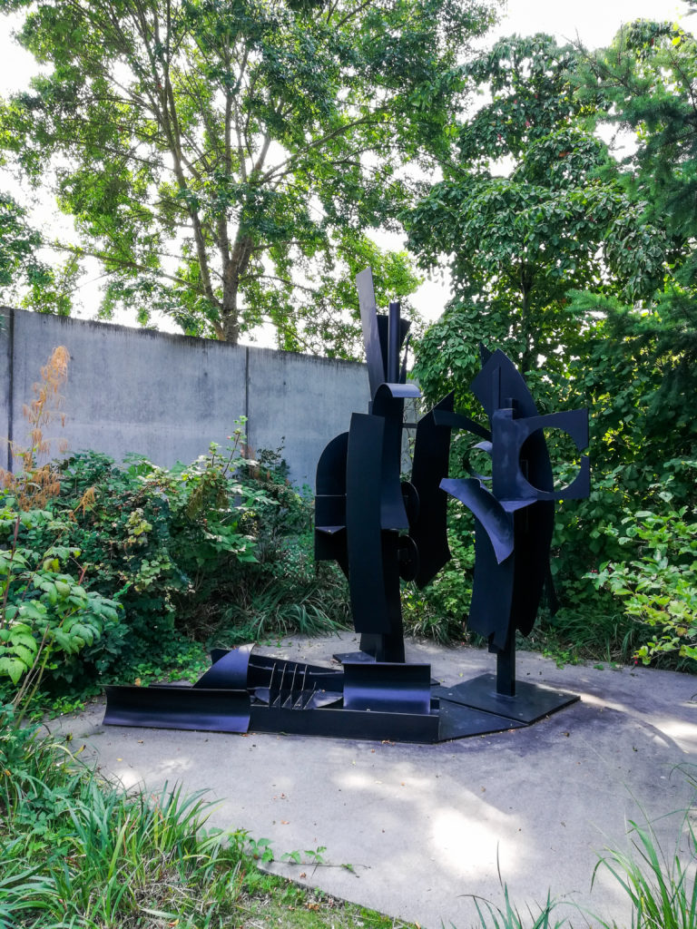 Louise Nevelson Sky Landscape Olympic Sculpture Park in Seattle