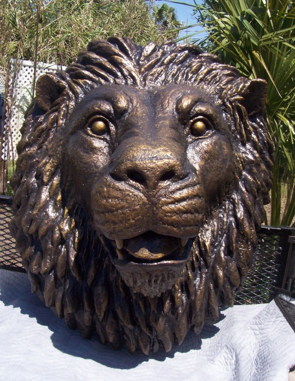 Lions And Tigers Statues Sculptures Custom Art