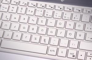 tastatur legastheniker