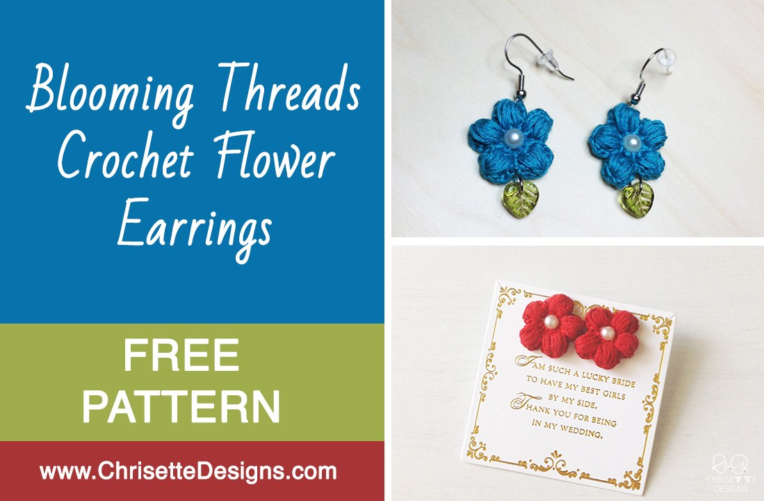 62 Crochet Jewelry Patterns (Free) | AllFreeCrochet.com | 720x1099
