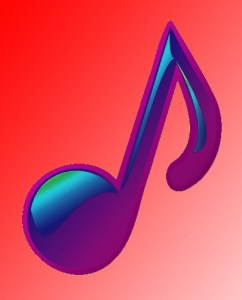 Music Note Color