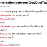Import your chat transcripts into WordPress
