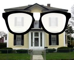 Smart House. Original house photo by Jameslwoodward: https://commons.wikimedia.org/wiki/File:Ellen_H._Swallow_Richards_House_Boston_MA_01.jpg