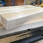 Nelson-Style Cedar Bench