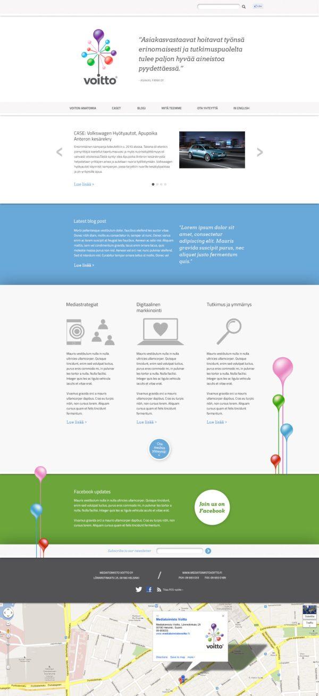 Voitto design