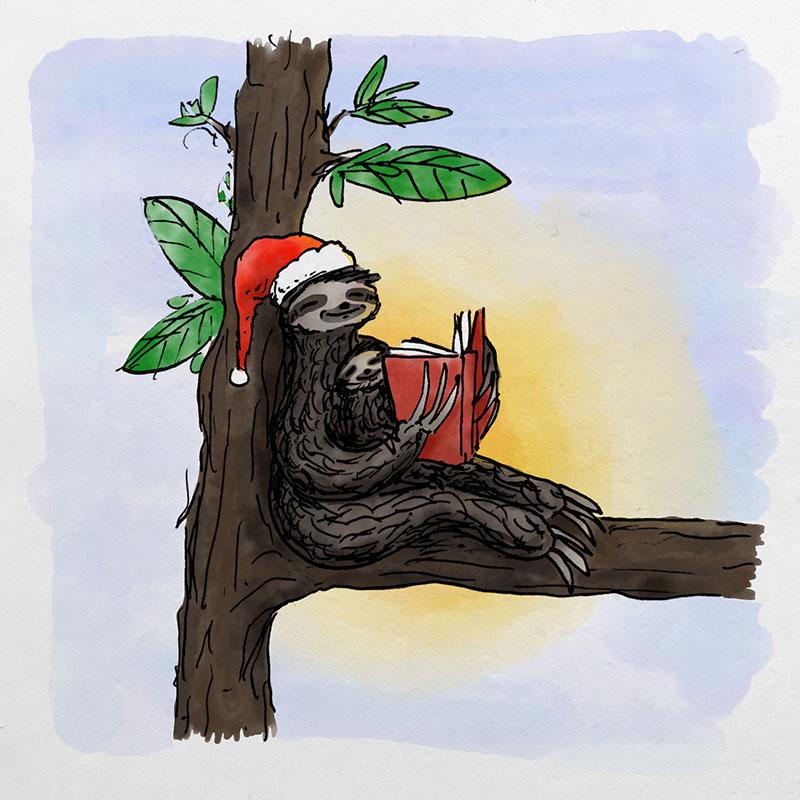 Sloth Reading