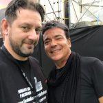 Chris Fx con Marcello Cirillo