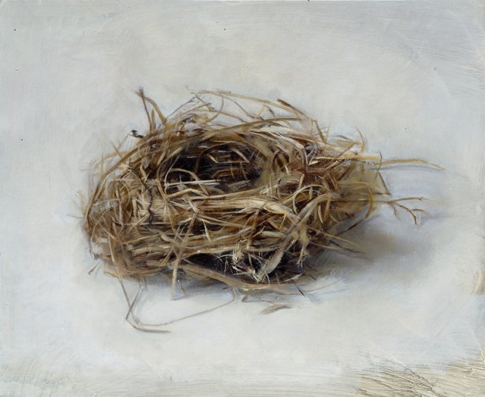 Contemporary Painter Christopher Gallego-Image Title-Nest
