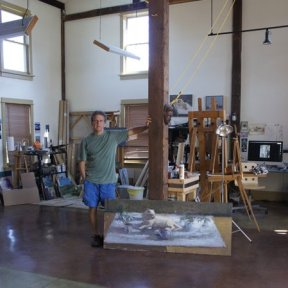 Christopher Gallego, Blog Post: Five Unusual Habits to Keep You Growing Artistically. Featured Artist: Dean Fisher