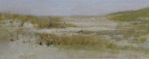 Artist Christopher Gallego, Image Title: Beach Grasses #1