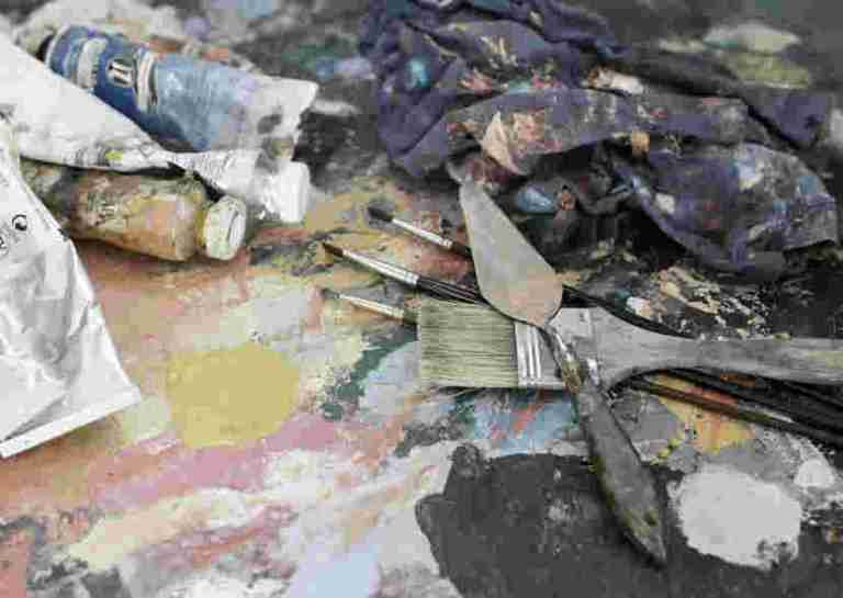 """Christopher Gallego Blog Post: Should You Dump Your Job and Paint Full Time?"""""""
