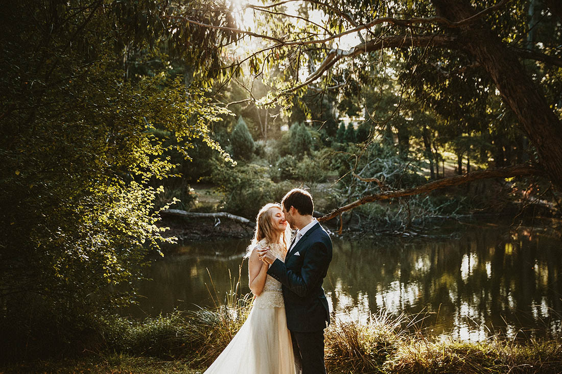 Forest Wedding Photography Melbourne