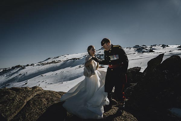Thredbo Wedding Photographer