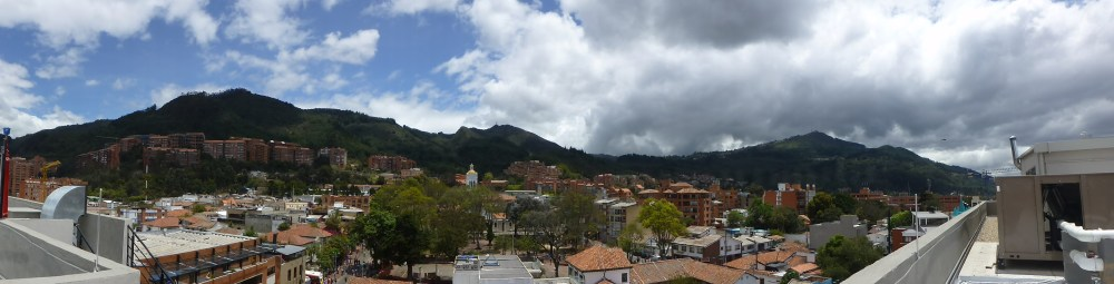 From Bogota to Quito
