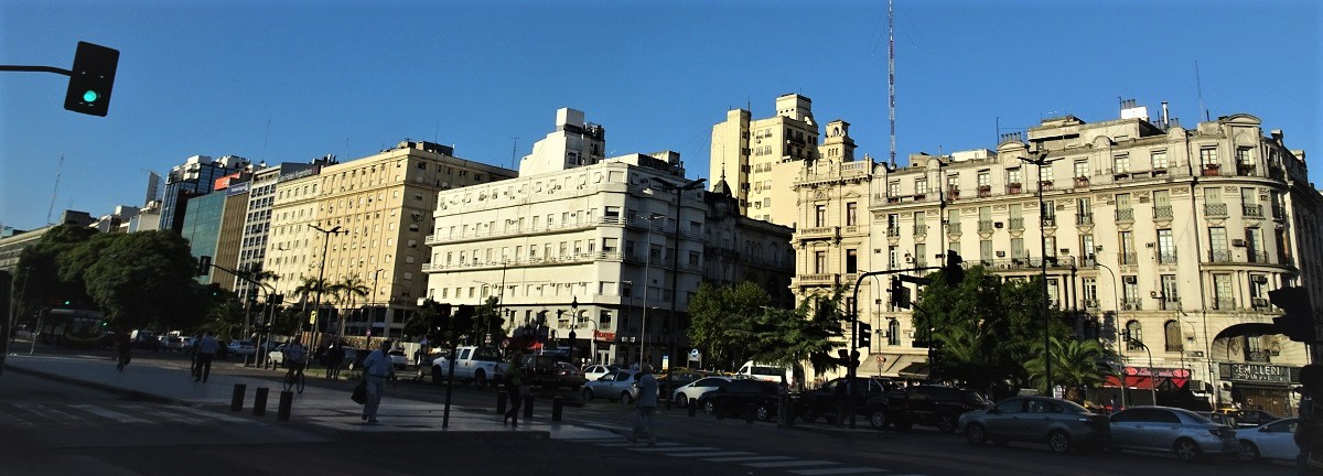 Buenos Aires, Walking, Dancing and Culture