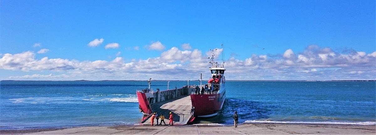 Tierra del Fuego, the Land of Fire!