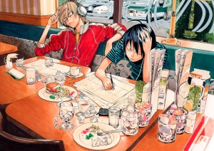 Manga Review: Bakuman