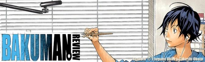 Bakuman header