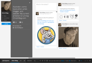 Yes, I'm on the NEW MySpace!