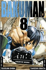 Bakuman cover