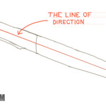 Yes, You Too Can Draw! – Ch 6 — The Line of Direction