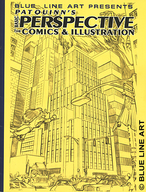 Pat Quinn's Basic Perspective for Comics & Illustration