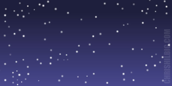star symbols modified using the Symbol Scruncher tool