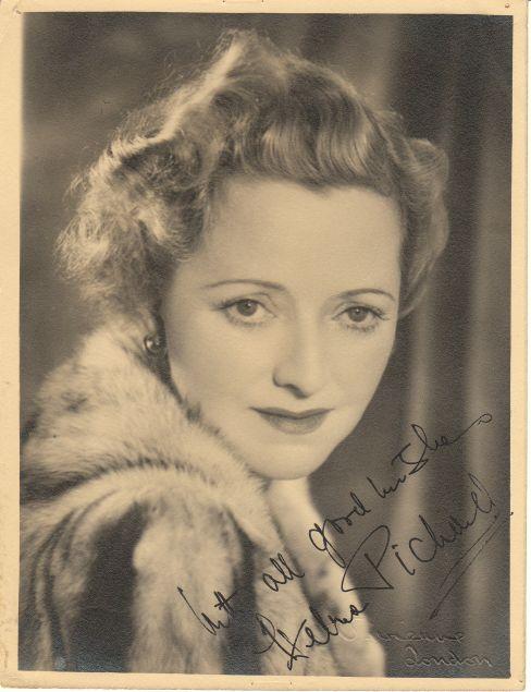 Helena Pickard 1900 1959 An Actress From Sheffield