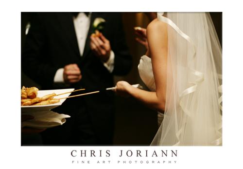 bride groom cocktails