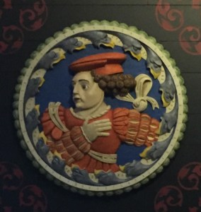 """""""The Poet"""" Stirling Head from Stirling Castle"""