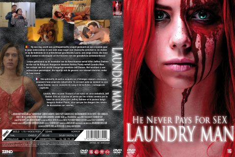 Laundry Man DVD Cover