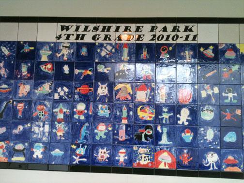 Wilshire Park Elementary Los Angeles USD