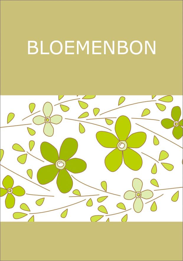 Ontwerpburo Chris Kleinsman Bloemenbonnen & Bloemcadeaubonnen La Fleur