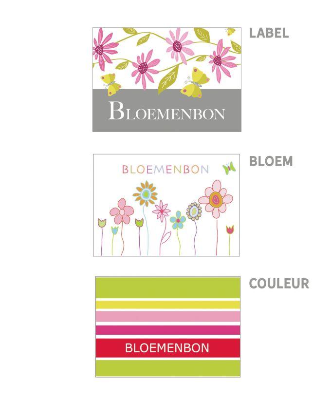 Bloemenbon - Cadeaubonnen bloemisterij