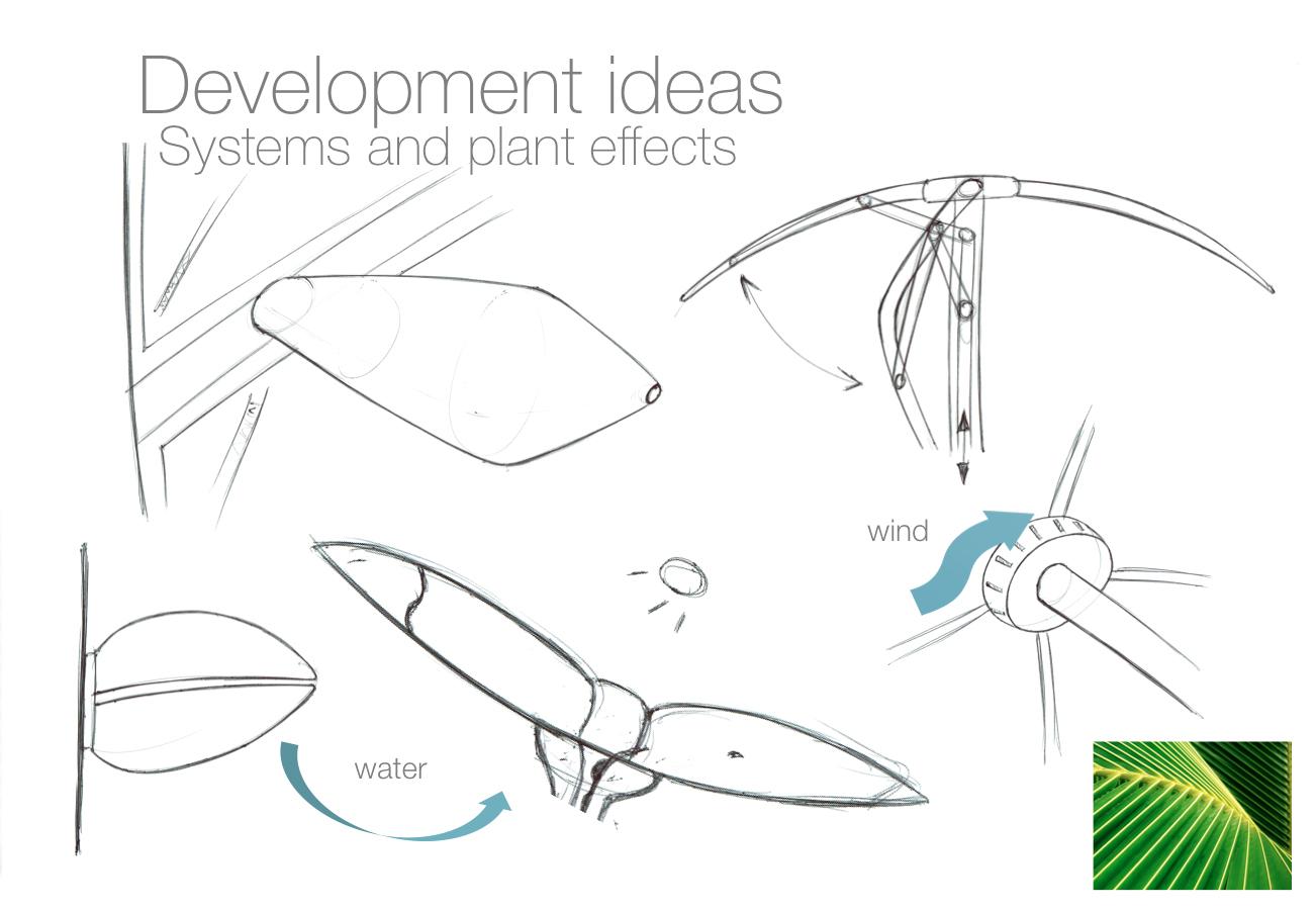 Biomimicry-Solar shade system