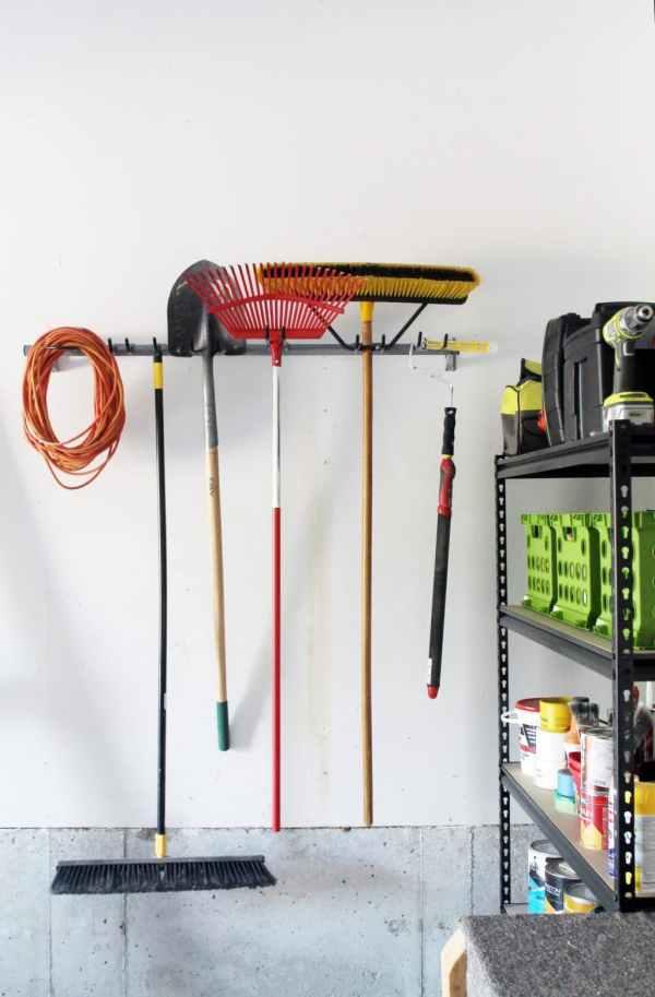 DIY Garden Tool Storage Ideas
