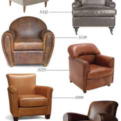 Living Room Leather Chairs Lawn Usa For Every Budget A New One In The