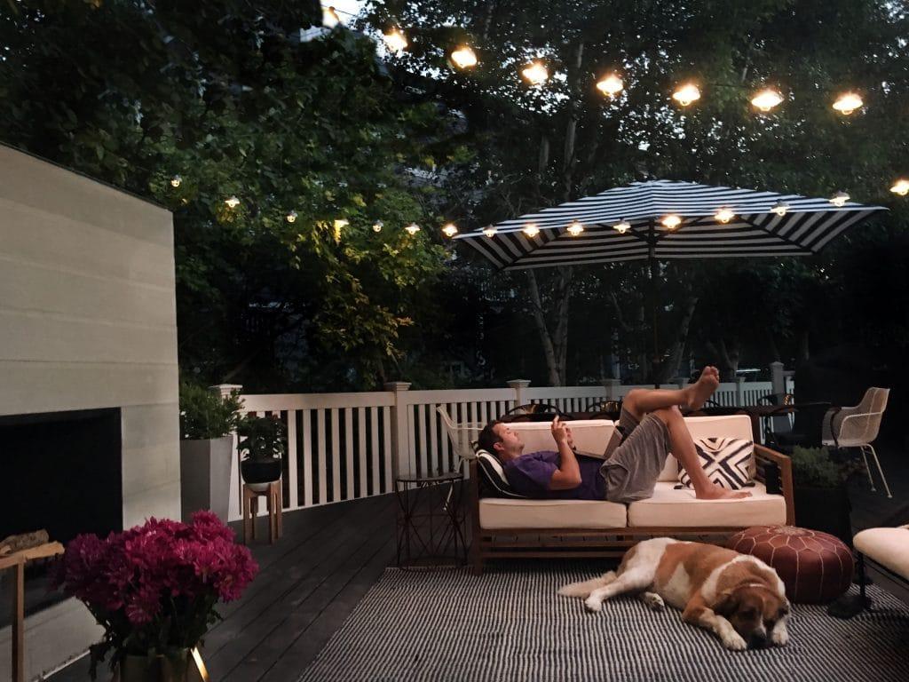 homemade modern ep 70 outdoor sofa sectional sofas sleeper casual friday 43 24 week update chris loves julia