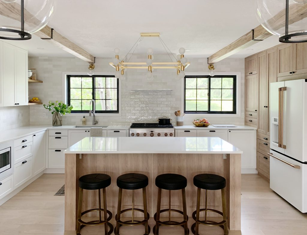 The Fullmer Kitchen Reveal Sources  all the Before and