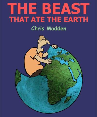 Environmental cartoon book