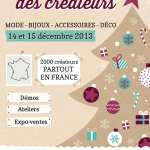 """Happy Hour Shop s'associe au """" Noël des créateurs """" les 14 et 15 décembre"""