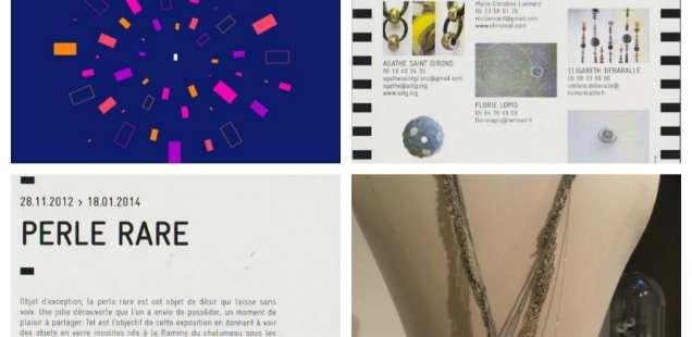 """L'exposition """"Perle Rare"""" aux Ateliers de Paris"""