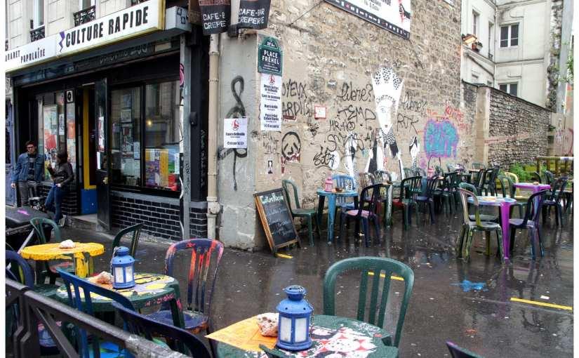 Les artistes découverts lors des portes ouvertes des ateliers de Belleville 2014 rue de la Villette et alentours