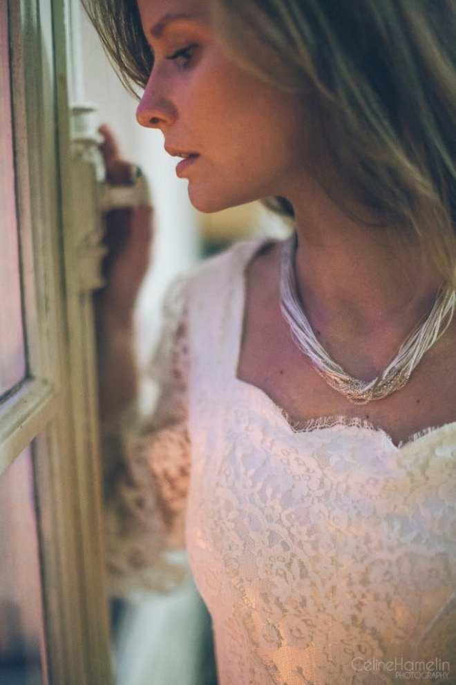 Le collier de la mariée- photo celinehamelin.com