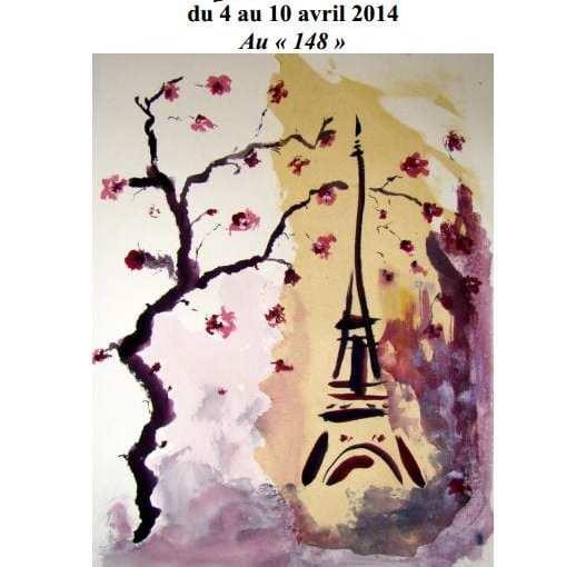 L'Association Aliz'Art fête ses 10 ans et présente «Paris en couleur» du 4 AU 10 AVRIL, découvrez Aliz'Art et son exposition