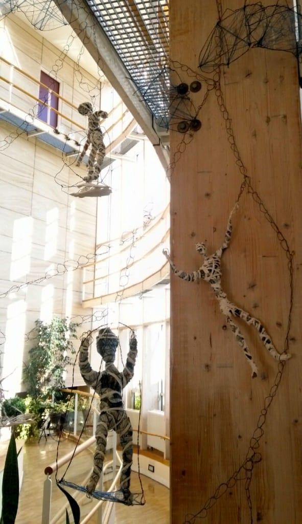 les Passages à l'Abbaye Saint Maur